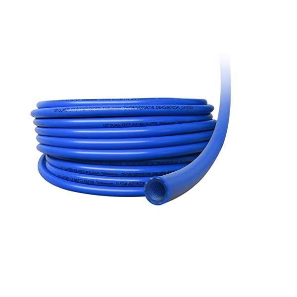 """41EVBn9YjBL Quarzflex® Trinkwasserschlauch 13 mm (1/2""""), 10 m Rolle KTW/DVGW""""SUPER FLEXIBEL"""""""