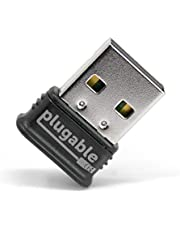 Plugable USB Bluetooth 4.0 Low Energy Micro Adapter (Compatible with Windows 10, 8.1, 8, 7, Classic Bluetooth, Gamepad, and Stereo Headset Compatible)