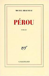 Pérou par Braudeau