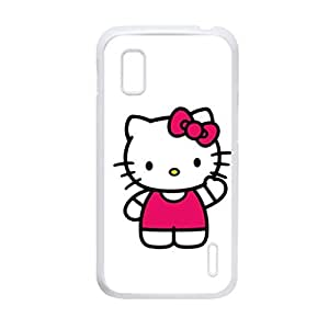 Generic Print With Hello Kitty Nice Phone Case For Girl For Lg Google Nexus 4 Choose Design 5