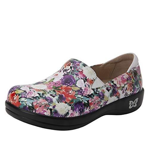 Alegria Keli Womens Slip-On Shoe Lighten Up 11 M US