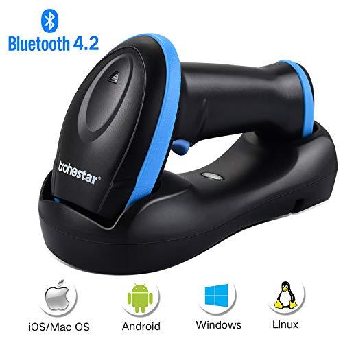 Trohestar Bluetooth Barcode Scanner