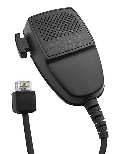 New Mobile Mic For Motorola Maxtrax CM200 CDM1250 GTX GM300 M120 CM300 EM200 (Motorola Cm200 Radio)