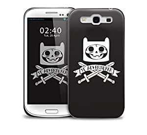 Ye Adventurer Adventure Time Samsung Galaxy S3 GS3 protective phone case