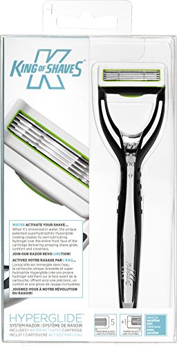 King of Shaves Hyperglide System Razor