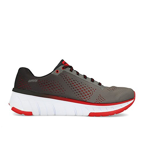 HOKA ONE ONE Mens Cavu Running Shoe Charcol/Black cK1ymrO