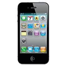 Apple iPhone 4S 8GB Factory Unlocked GSM Cell Phone w/ Siri & iCloud - Black
