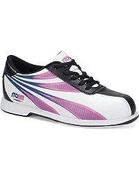 Storm Womens Skye Bowling Shoes - White/Black/Multi