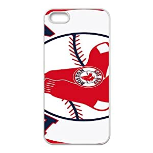 JIUJIU boston red socks Phone Case for Iphone 5s