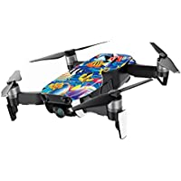 MightySkins Skin for DJI Mavic Air Drone - Tropical Fish | Min Coverage Protective, Durable, and Unique Vinyl Decal wrap cover | Easy To Apply, Remove, and Change Styles | Made in the USA