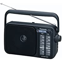 Panasonic 2400EB-K Portable Radio