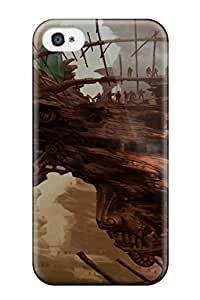 Popular Jane Fisher New Style Durable Iphone 4/4s Case (bGBxDUd6794SXCcn)