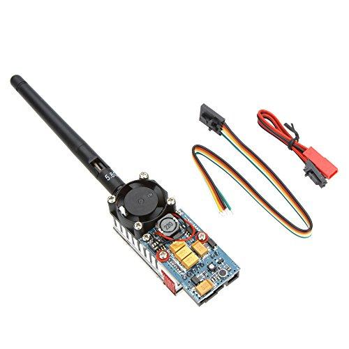Mini Boxed Arrangement - JIMI FPV Wireless Transmitter TS582000 5.8G 2000MW 8CH Video AV Audio Sender