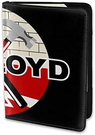 Pig Floyd ブタ・フロイド パスポートケース メンズ レディース パスポートカバー パスポートバッグ 携帯便利 シンプル ポーチ 5.5インチ PUレザー スキミング防止 安全な海外旅行用 小型 軽便