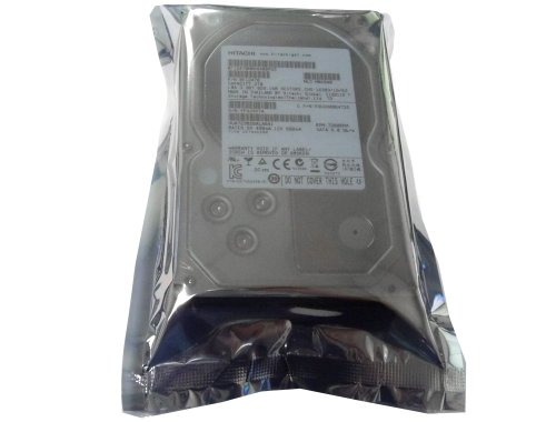 Hitachi Ultrastar (0F12470) 2TB 64MB Cache 7200RPM SATA III (6.0Gb/s) Enterprise 3.5in Hard Drive (For PC, Mac, CCTV DVR, RAID, NAS) - Laptop Hard Sata Hitachi Drives