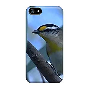 Diycase AMzon Scratch-free cell phone case cover For Iphone 4s- xQ4sXIRpnMir Retail Packaging - Striated Pardalote
