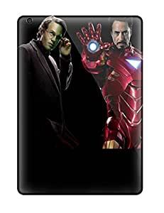 Tpu Case Cover Compatible For Ipad Air/ Hot Case/ The Avengers 113
