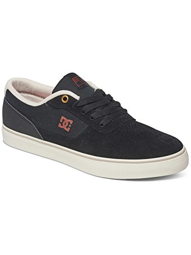 Switch Baja turtledove Dc Caña Black Zapatillas De S Shoes fq5wPH