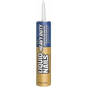 Liquid Nails LN903 10-Ounce Heavy-Duty Liquid Nails Construction Adhesive