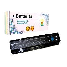 UBatteries Laptop Battery Toshiba Satellite L805 L830 L835 L840 L840D L845 L845D L850 L850D L855 L855D L870 L870D L875 L875D M800 M800D M805 M805D M840 - 12 Cell, 8800mAh