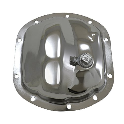 Yukon Gear & Axle (YP C1-D30-STD) Chrome Replacement Cover for Dana 30 Standard Rotation Differential Dana 30 Standard Differential