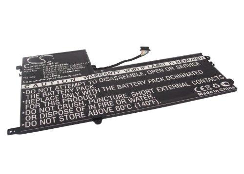 High Capacity Cameron Sino 3350mAh Li-Polymer Replacement Battery for HP ElitePad 900, ElitePad 900 G1, D7X24PA, D3H85UT, AT02025XL, fits HP 685368-1B1, 685368-1C1, 685987-001, 99TA026H