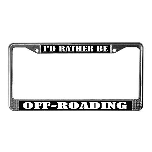 license plate frame dancer - 7