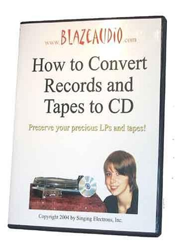 How to Convert Records and Tapes to