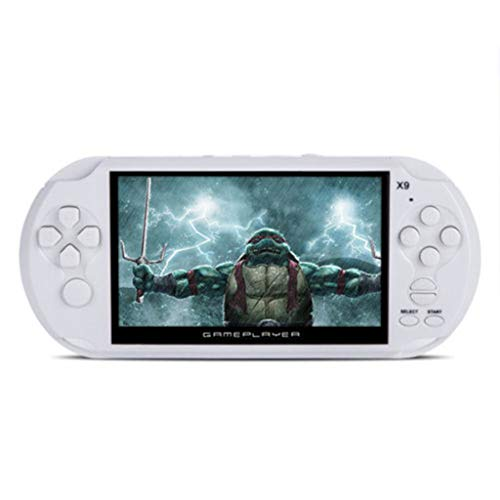 5.0in Big Screen Handheld Video Console Street Fighers Final Fight Game Player