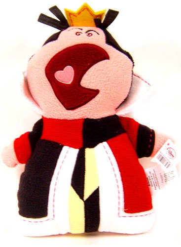 Alice In Wonderland Video Game Costume (Disney Alice in Wonderland PookaLooz Plush Doll Queen of Hearts)