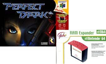 Amazon Perfect Dark Expansion Pack Combo Video Games