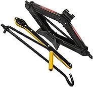 Wakauto Cabeça giratória de carro dobrável, ferramenta basculante para carro, cabo dobrável, tesoura basculant
