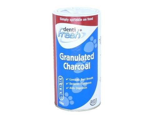 (3 Pack) Hatchwells - Dentifresh Granulated Charcoal 150g