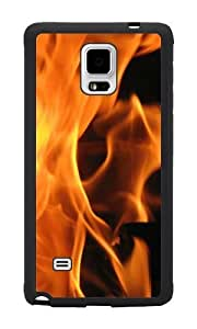 Flames - For HTC One M7 Case Cover