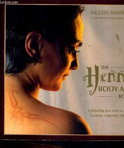 The Henna Body Art Book