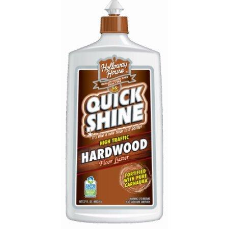 (Quick Shine High Traffic Hardwood Floor Luster, 27 fl oz (1))