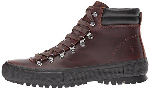 FRYE Men's Ryan Lug Hiker Ankle Bootie, Redwood, 8.5 D US by FRYE (Image #5)