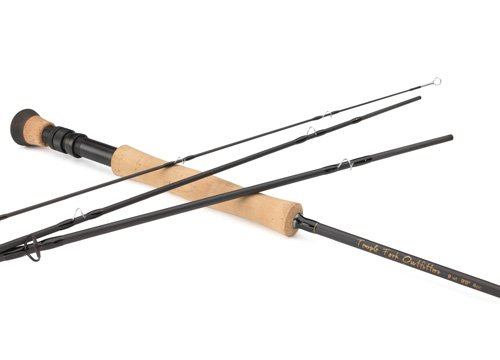 Temple Fork: Professional Series Fly Rod, TF 03 76-4P 2