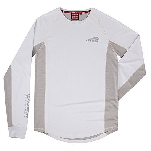 Indian Motorcycle Men's UV Protect Long Sleeve- Medium by Indian Motorcycle
