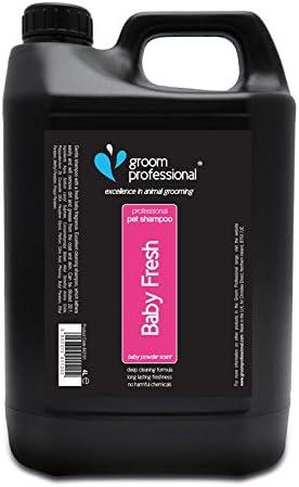 GROOM PROFESSIONAL Baby Fresh Shampoo 4 Litre