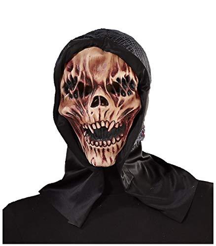 Skull Mask with Hood ()