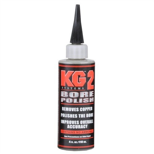 KG Products KG2 Bore Polish 4 oz Bottle by K&G
