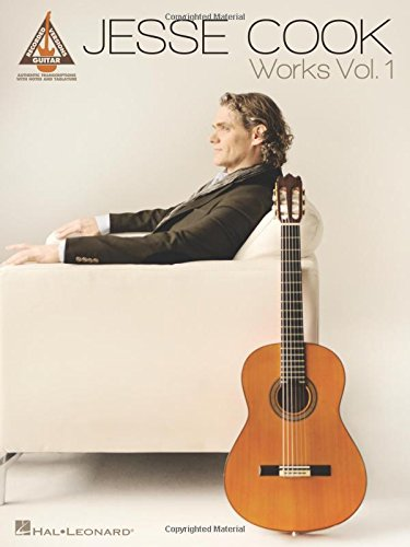 Jesse Cook - Works Vol. 1 (Recorded Versions Guitar)