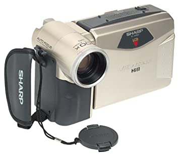 Sharp VLAH50U Hi8 Viewcam Camcorder (Discontinued by Manufacturer)