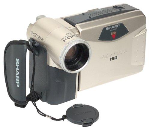 Sharp VLAH50U Camcorder Discontinued Manufacturer