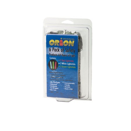 (Orion Safety Products 506 Light Stick - Pack of 6)