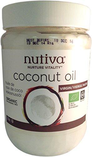 Nutiva Organic Coconut Oil, Virgin, 29 oz