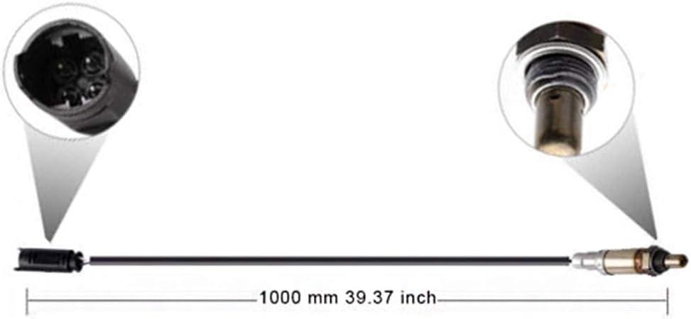 Minear O2 Sensor 4 Wire Planar Lambda Oxygen Sensor For BMW BMW 323i 325i X3 X5 E39 E46 4PCS