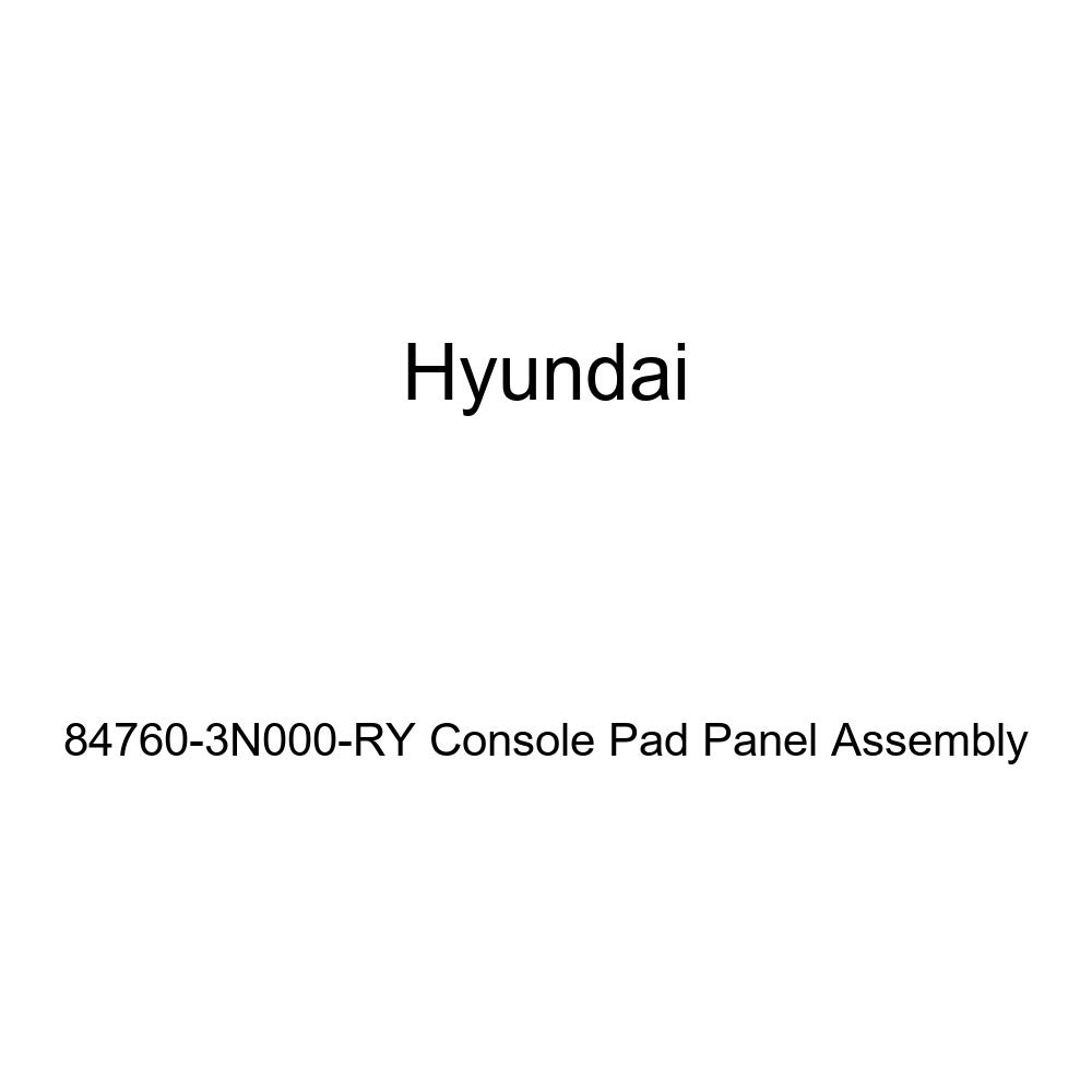 Genuine Hyundai 84760-3N000-RY Console Pad Panel Assembly