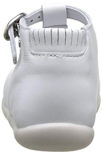 babybotte Paris - Zapatos de primeros pasos Bebé-Niños Blanc (Blanc)